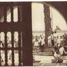 Postales: PS5093 GRAN CANARIA 'PUEBLO CANARIO'. SINDICATO DE INICIATIVA DE GRAN CANARIA. 1947. Lote 45957948