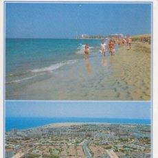 playa del ingles 1 agujero de chincheta