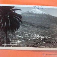 Postales: ANTIGUA POSTAL TENERIFE - VALLE DE LA OROTAVA - FOTO BAENA... R - 1742. Lote 44737839