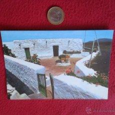 Postales: POSTAL POSTCARD ISLAS CANARIAS VER FOTO LANZAROTE CASA TIPICA ED. FOTO GABRIEL. Lote 54993147