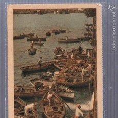 Postales: TARJETA POSTAL LAS PALMAS - COMPAÑIA GENERAL DE NAVEGACION A VAPOR CYP. FABRE. Lote 55232045
