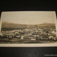Postales: LA LAGUNA TENERIFE VISTA GENERAL. Lote 55386758