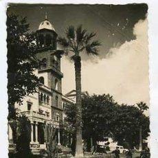 Postales: SANTA CRUZ DE TENERIFE IGLESIA DE SAN FRANCISCO. ED. ARRIBAS 219. CIRCULADA. Lote 55692631