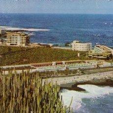 Postales: ESPAÑA. T. P. Nº 2058. PUERTO DE LA CRUZ (TENERIFE). PLAYA MARTÍANEZ. AÑO 1960. NUEVA.. Lote 55933723