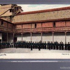 Postales: TARJETA POSTAL DE TENERIFE - CUARTEL EN OROTAVA. 4153.. Lote 56035979
