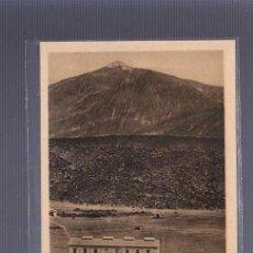 Postales: TARJETA POSTAL DE TENERIFE - EL TEIDE. LAS CAÑADAS.. Lote 56036555