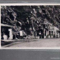 Postales: TARJETA POSTAL DE TENERIFE - CARRETERA DE S. ANDRES. CUEVAS. Nº 30.. Lote 56376768