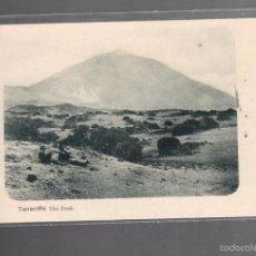 Postales: TARJETA POSTAL DE TENERIFE - THE PEAK.. Lote 56380921