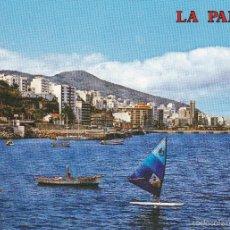 Postais: LA PALMA Nº 6281 VISTA PARCIAL DESDE LA BAHIA ESCRITA 11/9/86 COLECCION PERLA . Lote 56397924
