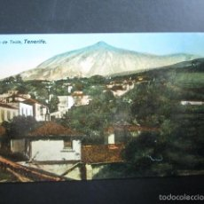 Cartoline: POSTAL TENERIFE. PICO DEL TEIDE. . Lote 56500272