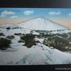 Postales: POSTAL TENERIFE. PICO DE TEIDE. . Lote 56500297