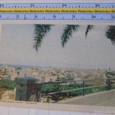 Postales: POSTAL DE GRAN CANARIA. AÑOS 30 50. LAS PALMAS, VISTA PARCIAL. 8 MANEN BARCELONA. 713. Lote 56673283