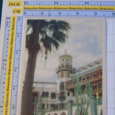 Postales: POSTAL DE GRAN CANARIA. AÑOS 30 50. LAS PALMAS, HOTEL SANTA CATALINA. 9 MANEN BARCELONA. 714. Lote 56673288