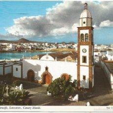 Postales: ** PV603 - POSTAL - SAN GINES - ARRECIFE - LANZAROTE - ISLAS CANARIAS. Lote 56679595
