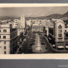 Cartes Postales: TARJETA POSTAL DE SANTA CRUZ DE TENERIFE - PLAZA DE LA CANDELARIA. EDICIONES LUJO. Lote 56708239