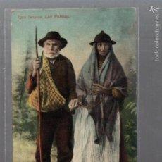 Postales: TARJETA POSTAL DE TIPOS CANARIOS. LAS PALMAS. 109. RODRIGUES BROS. Lote 56711756