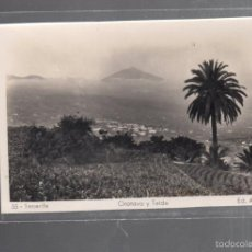 Postais: TARJETA POSTAL DE TENERIFE - OROTAVA Y TEIDE. 55. EDICIONES ARRIBAS. Lote 56711873