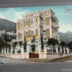Postcards - TARJETA POSTAL DE TENERIFE - LOS HOTELES QUISISANA Y BATTENBERG. 2525 - 56714321