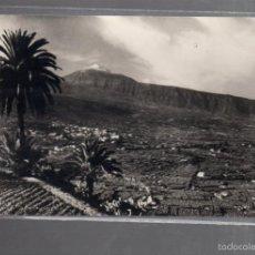 Postais: TARJETA POSTAL DE SANTA CRUZ DE TENERIFE - VALLE DE OROTAVA Y EL TEIDE. 676.. Lote 56730087