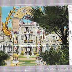 Postales: TARJETA POSTAL DE TENERIFE. FIESTA DEL REY EN OROTAVA.. Lote 56911434