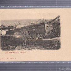 Postales: TARJETA POSTAL DE LAS PALMAS DE GRAN CANARIA - BAZAR ALEMAN. 10. Lote 56913005