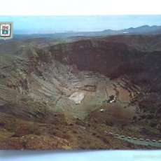 Postales: POSTAL -- GRAN CANARIA - TARIFA ALTA - CALDERA DE BENDAMA -- CIRCULADA --. Lote 56958188