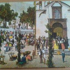 Postales: ARAFO, TENERIFE, FIESTA POPULAR. Lote 57020919