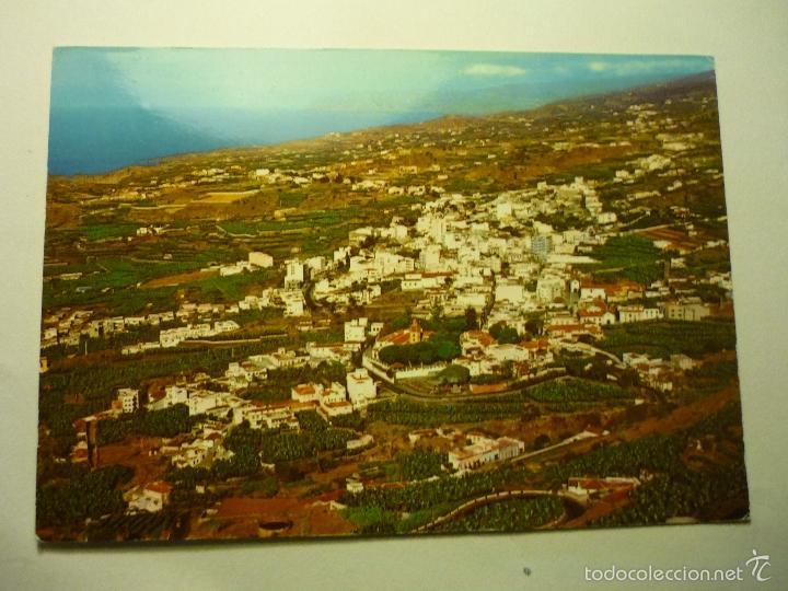 POSTAL ICOD DE LOS VINOS .-PANORAMICA (Postales - España - Canarias Moderna (desde 1940))
