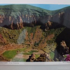 Postales: GRAN CANARIA. CALDERA DE BANDAMA. . Lote 57577877