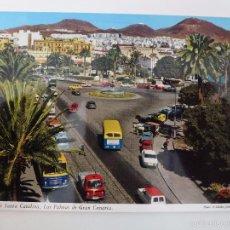 Cartes Postales: GRAN CANARIA. PARQUE SANTA CATALINA. . Lote 59859193