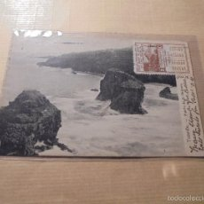 Postales: TENERIFE - PUERTO DE LA OROTAVA . IN HONOUR OF THE PASSENGERS OF THE MANTUA . Lote 57629586