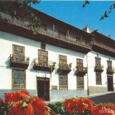 Postales: == C624 - POSTAL - LA OROTAVA - TENERIFE - CASAS DE LOS BALCONES. Lote 57667151