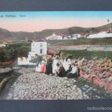 Postales: POSTAL LAS PALMAS. TEROR. . Lote 57696512
