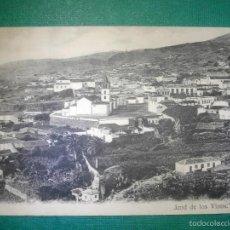 Postales: POSTAL - ISLAS CANARIAS - STA. CRUZ DE TENERIFE - ICOD DE LOS VINOS - UNIÓN POSTAL UNIVERSAL - NUEVA. Lote 57715418