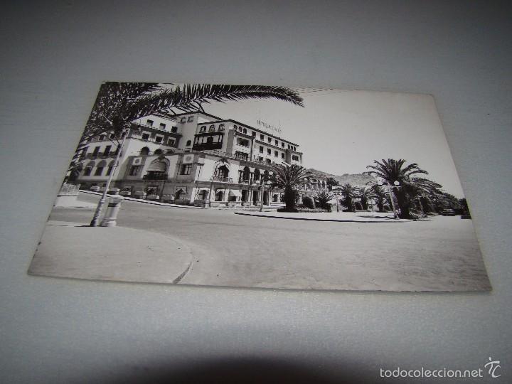 ANTIGUA POSTAL SANTA CRUZ DE TENERIFE - HOTEL MENCEY - EDICIONES SICILIA - SIN CIRCULAR (Postales - España - Canarias Moderna (desde 1940))