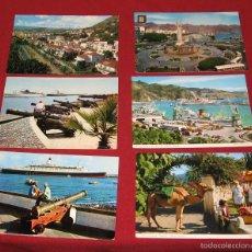Postales: TENERIFE - LOTE 9 POSTALES DIFERENTES.. Lote 57847842