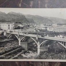 Postales: POSTAL DE SANTA CRUZ DE TENERIFE, PUENTE DE GALCERAN (NUM.49), NO CIRCULADA.. Lote 57893474
