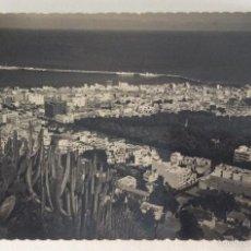 Postales: POSTAL FOTOGRÁFICA. VISTA PARCIAL. SANTA CRUZ DE TENERIFE. CANARIAS.. Lote 57918940