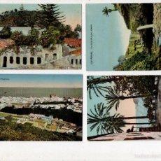 Postales: LOTE DE 4 POSTALES ANTIGUAS DE LAS PALMAS DE GRAN CANARIA.. Lote 57953992