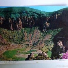 Postales: GRAN CANARIA. CALDERA DE BANDAMA. . Lote 58008719