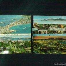 Postales: LIBRO 10 + 2 PEQUEÑAS POSTALES CANARIAS. Lote 58150014