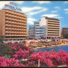 Postales: 1022- LAS PALMAS DE GRAN CANARIA.- VISTA PARCIAL DE LAS CANTERAS E INSTALACIONES HOTELERAS. Lote 58274641