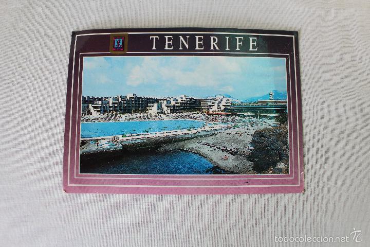 TARJETA POSTAL TENERIFE - URBANIZACION TEN-BEL (Postales - España - Canarias Moderna (desde 1940))