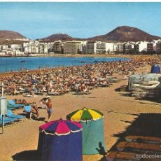 Postales: ** PP744 - POSTAL - LAS PALMAS DE GRAN CANARIA - PLAYA DE LAS CANTERAS. Lote 58351839