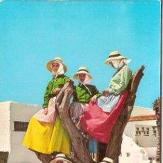 Postales: LANZAROTE (ISLAS CANARIAS) - LOTE DE 14 POSTALES - SIN CIRCULAR. Lote 58486930
