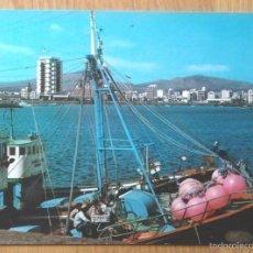 Postales: ARRECIFE - VISTA DEL PUERTO. Lote 58523970