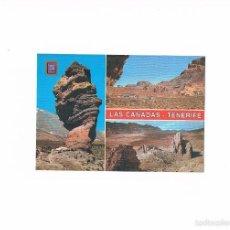 Postales: POSTAL ANTIGUA TENERIFE SIN CIRCULAR LAS CAÑADAS DEL TEIDE. Lote 58665465