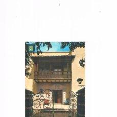 Postales: POSTAL ANTIGUA TENERIFE SIN CIRCULAR LA LAGUNA BALCON TIPICO CANARIO. Lote 58665531