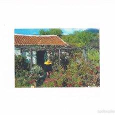 Postales: POSTAL ANTIGUA LAS PALMAS DE GRAN CANARIA CANARIAS SIN CIRCULAR MOTIVO TIPICO. Lote 58665722