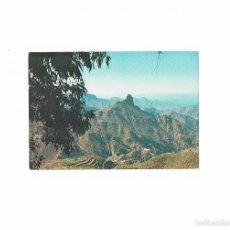 Postales: POSTAL ANTIGUA LAS PALMAS DE GRAN CANARIA CANARIAS CIRCULADA ROQUE BENTAIGA. Lote 58665948